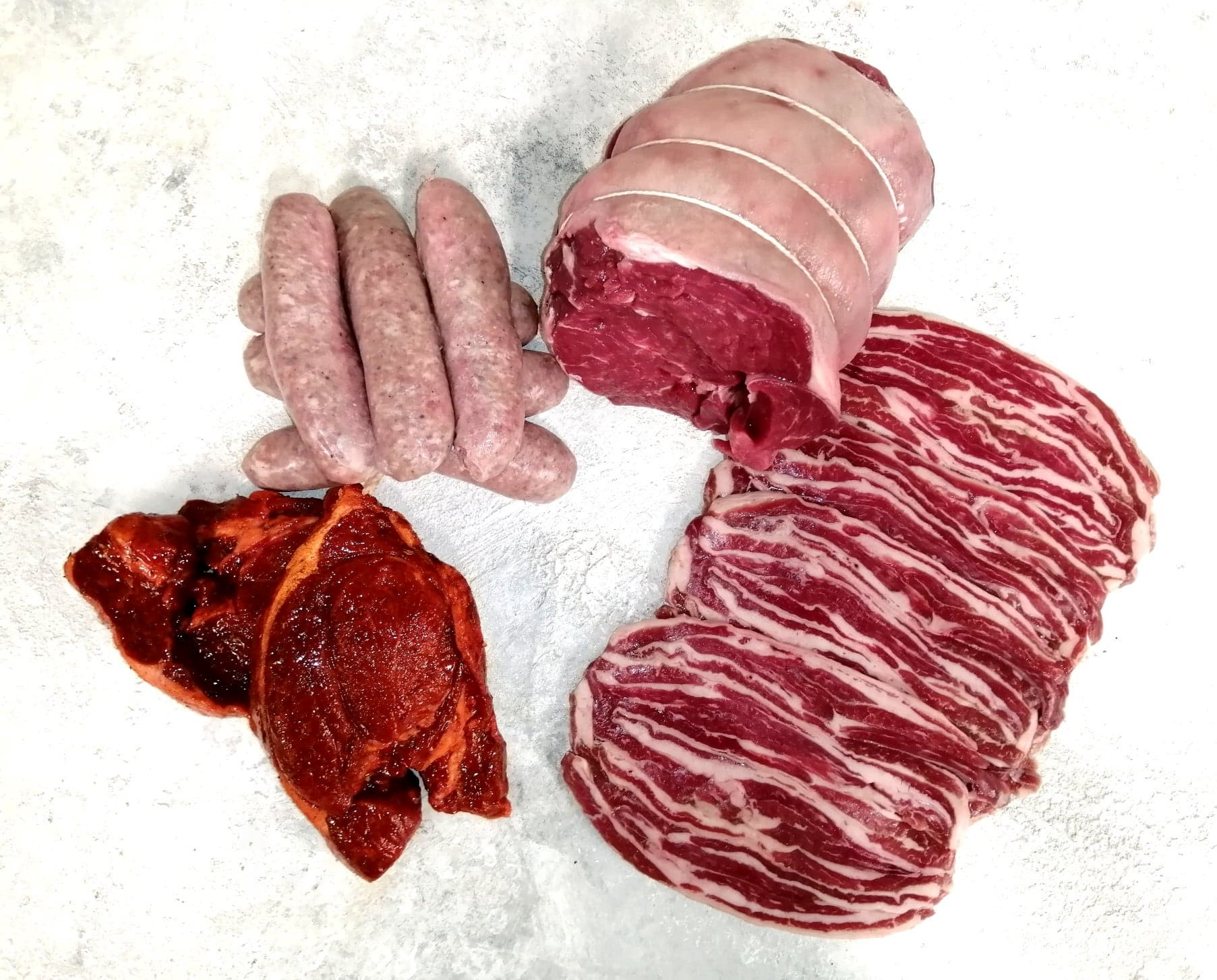 £22  Mixed Meat Pack